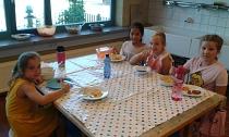 Ernährungsführerschein 3a©Regenbogenschule Stolzenau