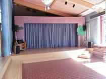 Forum mit Blick auf die Bühne©Regenbogenschule Stolzenau