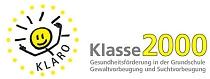 Logo Klasse 2000©Regenbogenschule Stolzenau