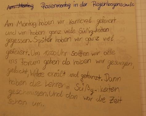 Rosenmontag Text 2