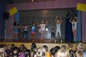 Tanzvorführung der Klasse 3b
