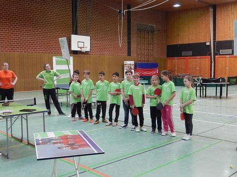 Tischtennis Nienburg 1