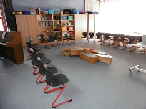Unser Musikraum©Regenbogenschule Stolzenau