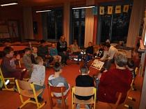 Vorlesetag 2019©Regenbogenschule Stolzenau
