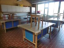 Werkraum und Küche©Regenbogenschule Stolzenau